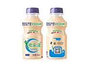 欢乐滋乳酸菌饮品340ml原味