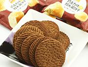 润德康巧克力味猴头菇饼干