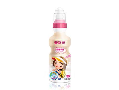 益正元草莓味儿童乳酸菌饮品200ml