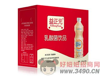 益正元乳酸菌lehu国际app下载1000ml×6瓶