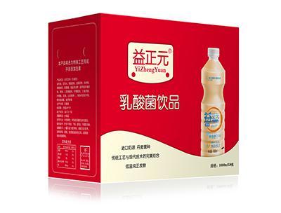 益正元乳酸菌饮品1000ml×6瓶