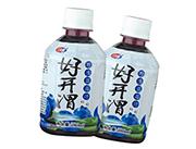 红利莱好开渭野生蓝莓汁280ml