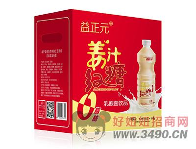 益正元姜汁红糖乳酸菌lehu国际app下载1250ml×6瓶