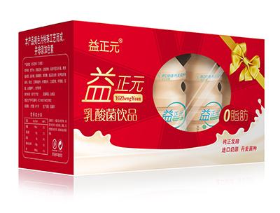 益正元乳酸菌饮品340ml×10瓶开窗礼盒