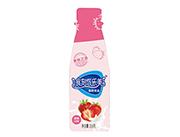 食刻悠乐美草莓口味酸奶饮品316g