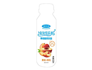 食刻悠乐美黄桃果粒酸奶饮品310ml