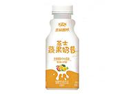 中沃生命�I�B芝士蔬果奶昔���水果�l酵型含乳�品350ml