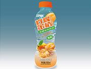 百怡柠檬金桔低糖运动饮料550ml