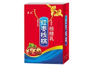 红枣核桃乳(袋)