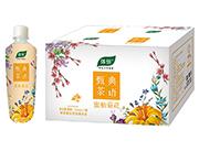 �w悟甄典茶�Z蜜柚菊花�品550ml×15瓶