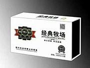 现代经典牧场奶250mlX12盒