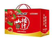 水道夫山楂汁310ml礼箱装