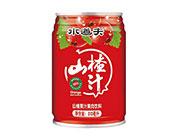 水道夫山楂汁310ml