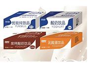 优牧纯酸奶饮品