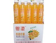 粤港香橙柠檬复合果汁饮料