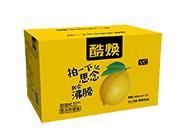 酷焕柠檬味维生素C饮料