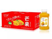 三分天地芒果果汁饮料箱装380ml×15瓶