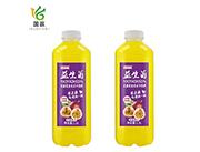 摇摇潮饮益生菌发酵复合型百香果汁1.5L