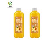 摇摇潮饮益生菌发酵复合型鲜橙果汁1.5L