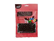 精�`�巧克力小�z�^代可可脂巧克力