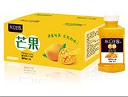 东汇庄园芒果复合果汁380mlx15