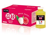东汇庄园荔枝复合果汁380mlx15