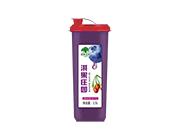 淇果庄园蓝莓枸杞复合果汁1.5L