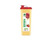 淇果庄园苹果汁饮料汁1.5L