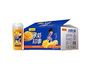 冰菊知事�秃瞎�汁�料冰菊+芒果+芝士�Y盒�b