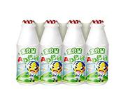宝贝星AD钙锌奶饮料