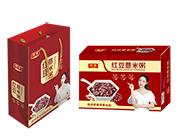欣客红豆薏米粥礼盒装
