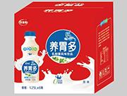 合益��原味�B胃多乳酸菌1.25L×6瓶�Y盒�b