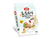 雅味蔬菜咸味无蔗糖燕麦片1.02kg