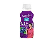 酷田蓝莓汁饮料340ml