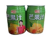 酷田芒果汁饮料240ml