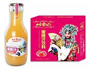 岫玉山蜜桃果汁�料1.5L×6