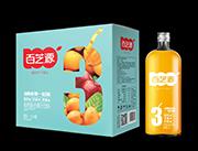 百芝源1.5l枇杷复合果汁外箱