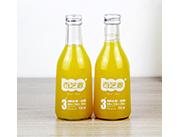 百芝源268ml枇杷复合果汁