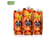 百芝源330ml橙汁