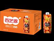 百芝源330ml橙汁外箱