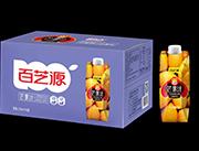 百芝源330ml芒果汁外箱