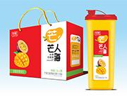 天合露芒芒人海芒果+百香果1.5L