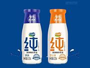 优拉多发酵酸奶饮品原味 芝士味