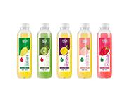 天府果缘各种口味复合乳酸菌果汁饮料
