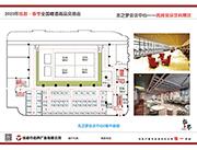 龙之梦会议中心3楼平面图