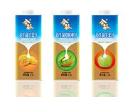 今谷益生菌芒果汁、猕猴桃汁、苹果汁