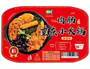麻辣味肉肠重庆小火锅粉