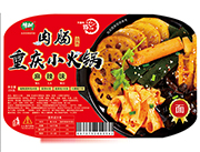 麻辣味肉肠重庆小火锅面