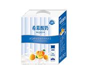 希幕发酵型酸奶饮品箱装