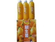 五福小�益生菌�l酵芒果果汁